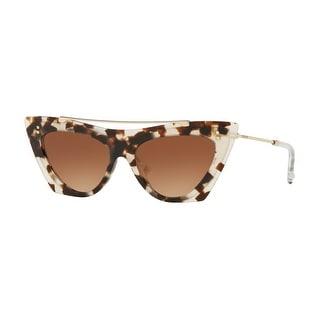 Link to Valentino VA4041 509713 53 Havana Brown Woman Cat Eye Sunglasses Similar Items in Women's Sunglasses