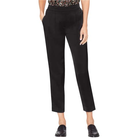 Vince Camuto Womens Cropped Dress Pant Trousers
