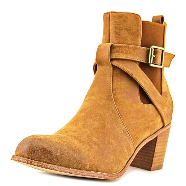 Sbicca Castanet Tan Boots