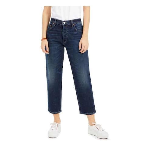 LUCKY BRAND Womens Navy Jeans Size 10/30