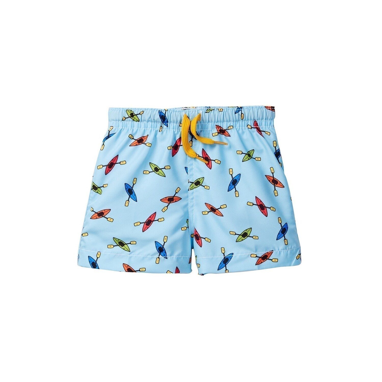 Osh Kosh Infant Boys Two Piece Rashguard Swim Short Set Size 12M 18M 24M
