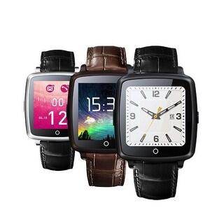 TechComm U11C Smartwatch Touch Screen Camera GSM Bluetooth Sleep Monitor