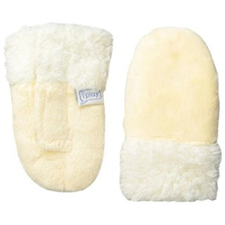 i play. Mittens Faux Fur Newborn - 0-6 mo