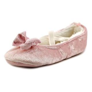 Carter's Danza Toddler Round Toe Synthetic Pink Slipper