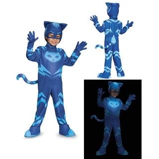 Toddler PJ Masks Deluxe Catboy Costume