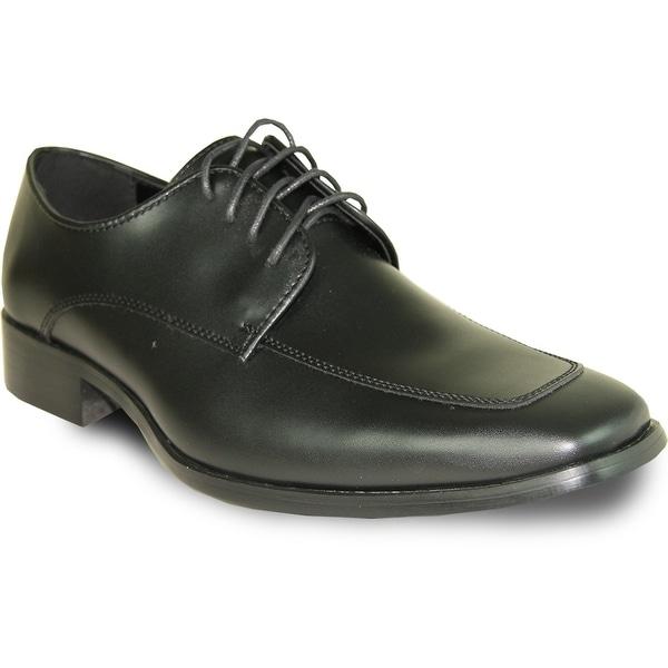 Bridal Shoes Wide Width: Shop VANGELO Men Dress Shoe TUX-3 Oxford Formal Tuxedo For