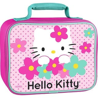 Thermos Hello Kitty Soft Lunch Kit - Turquoise 1dee7b7b45789