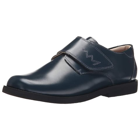 Kids Elephantito Boys Scholar Boy Leather Oxfords