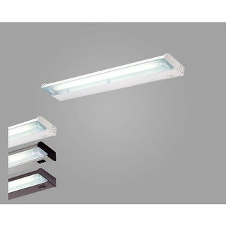 "CSL Lighting CAF-24 Counter Attack 1 Light 24"" Fluorescent Under Cabinet Fixture"