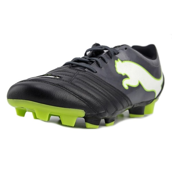 Puma Powercat 3.12 Fg Men Blk/Drk Shdow/White/Lm Punch Cleats