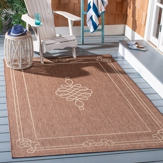Safavieh Courtyard Joretta Indoor/ Outdoor Rug