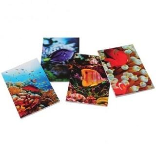 US Toy 4489X28 Coral Reef Memo Pads - 12 Per Pack - Pack of 28