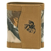 Legendary Whitetails High Impulse Canvas Tri-Fold Wallet - One size