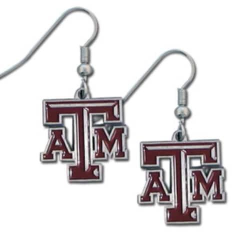 Texas A&M Aggies Dangle Earrings