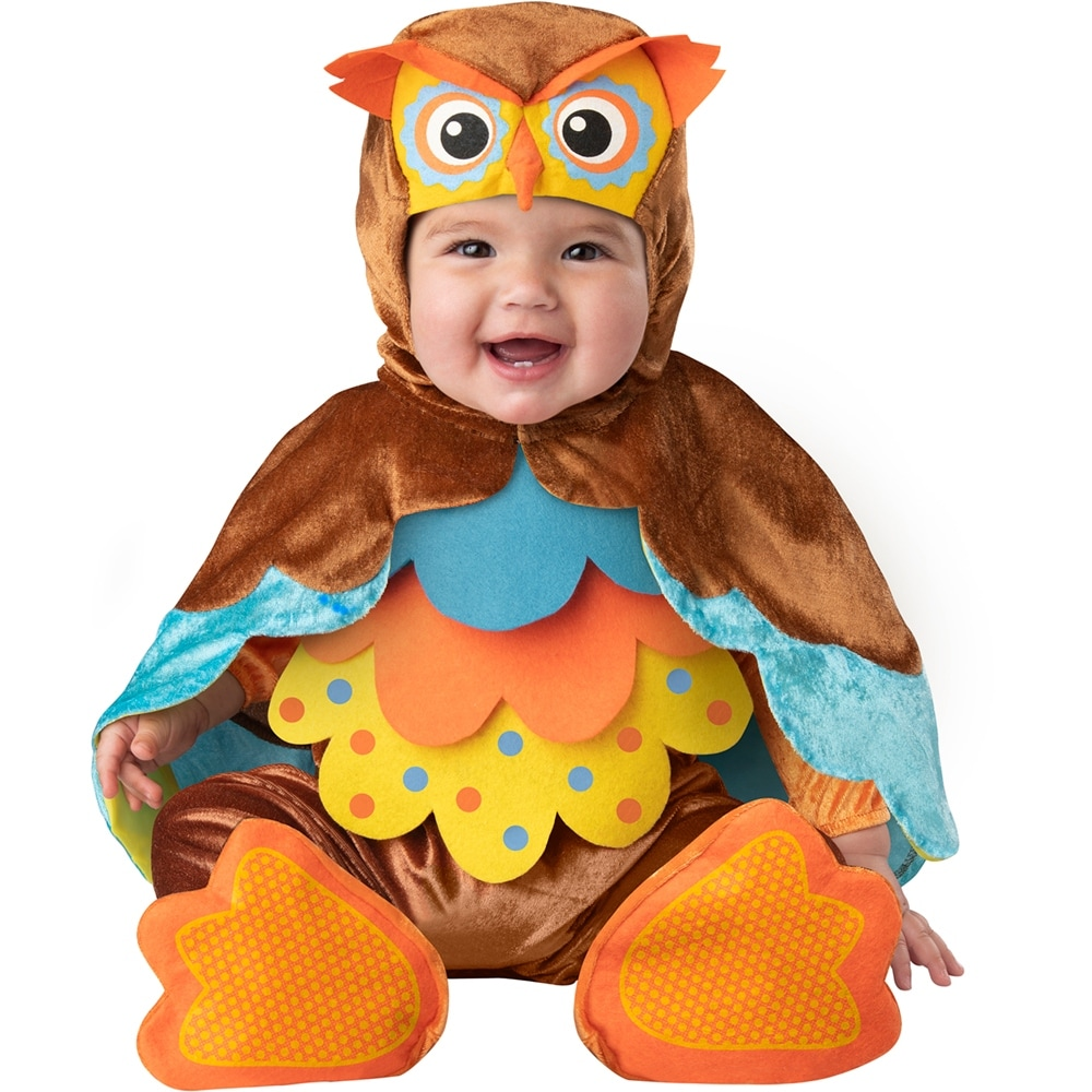 What A Hoot Owl Costume Halloween Infant S 6-12 Months