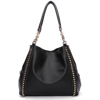 Style Strategy double chain Satch Bag