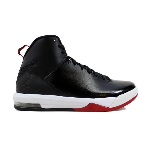 13595749547 Shop Nike Men's Air Jordan Air Imminent Black/Gym Red-White 705077 ...
