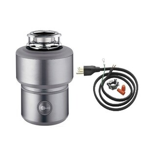 InSinkErator Excel Evolution 1 HP Garbage Disposal with Soundseal Plus Technology (2 options available)