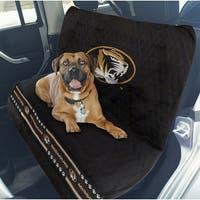 Pets First Collegiate Missouri Pet Car Seat Cover
