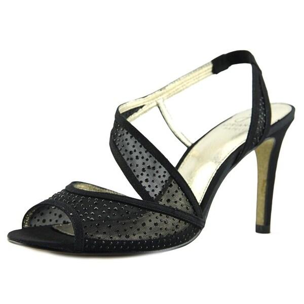 Adrianna Papell Andie Women Black Sandals