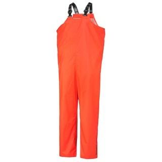 Helly Hansen Workwear Mens Horten Bib - Fluor Orange - 4XL