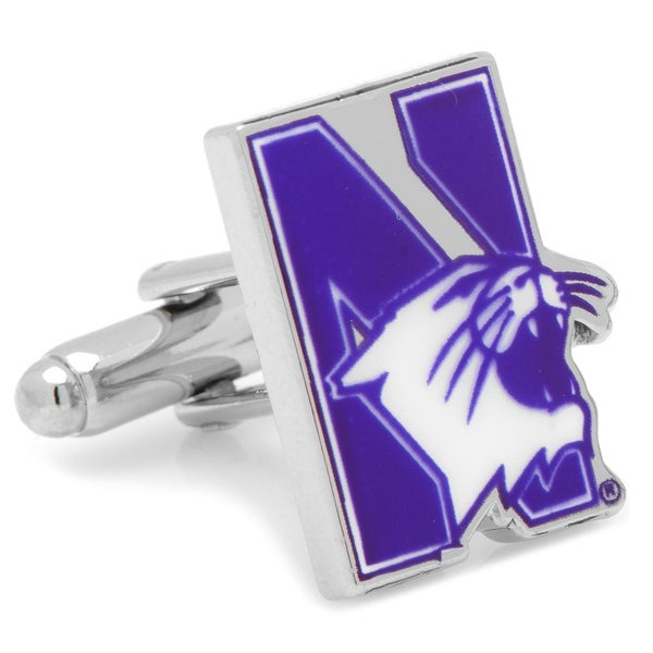Northwestern University Wildcats Cufflinks