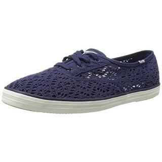 Keds Womens Crochet Casual Fashion Sneakers - 7 medium (b,m)