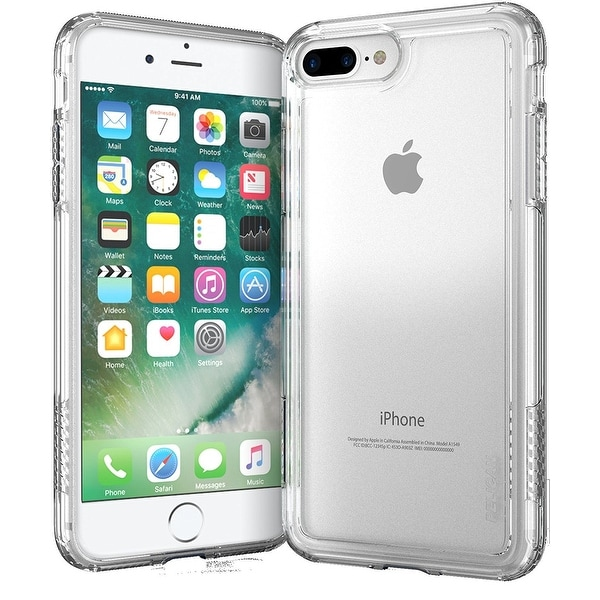 Pelican Adventurer iPhone 6/6s/7 Plus Case - Clear/Clear