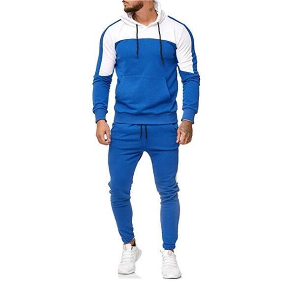 Sportswear Gym Jogger Trackies Tops Mens Full Tracksuit Set Beast Hoodie
