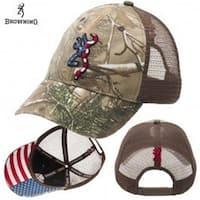 Browning 76881 Realtree Xtra Camo Patriot Cap