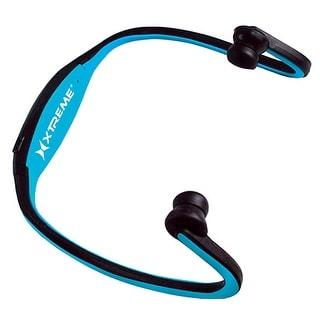 Bluetooth Sport Headphones Blue