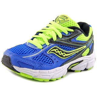 Saucony Cohesion 8 LTT Round Toe Synthetic Running Shoe