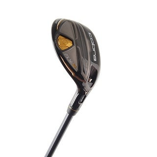 New Cobra Fly-Z Black Hybrid #2/3 Stiff Flex Graphite RH (NO HC)