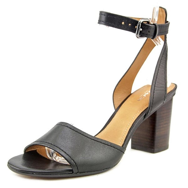 Coach Pipher Open-Toe Synthetic Slingback Sandal