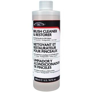 Winsor & Newton Brush Cleaner & Restorer-16Oz