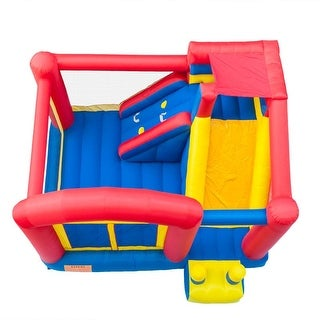 Link to Slide Inflatable Bounce House Castle Moonwalk Similar Items in Outdoor Play