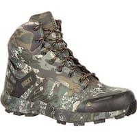 """Rocky Men's 6"""" Broadhead Waterproof Trail Hiker Camouflage Synthetic"""