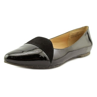 Me Too Adley Pointed Toe Patent Leather Flats