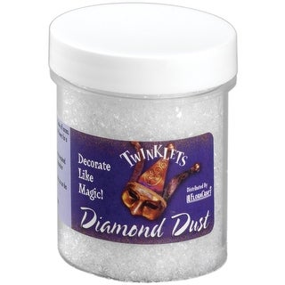 Twinklets Diamond Dust 3oz-Iridescent