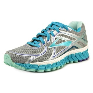 Brooks Adrenaline GTS 16 Women 2A Round Toe Synthetic Multi Color Running Shoe