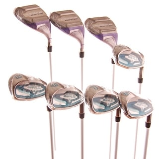 Link to New Cobra Baffler XL / Baffler Irons #4H 5H 6H 7-PW,SW Ladies RH Similar Items in Golf Club Sets