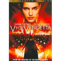 V For Vendetta - DVD