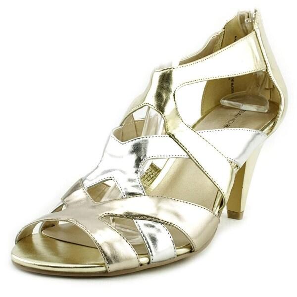 Bandolino Daenyn Open Toe Synthetic Sandals