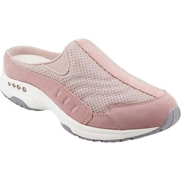 Traveltime Slip-on Light Pink Suede