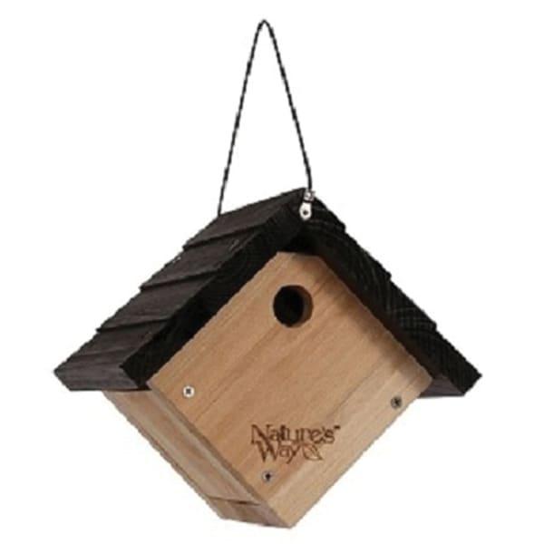 Traditional Wren Hanging Bird House