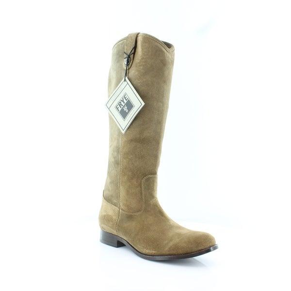 Frye Melissa Button Women's Boots Cashew - 9.5
