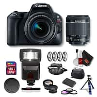 Canon EOS Rebel SL2 DSLR Camera with 18-55mm Lens Kit
