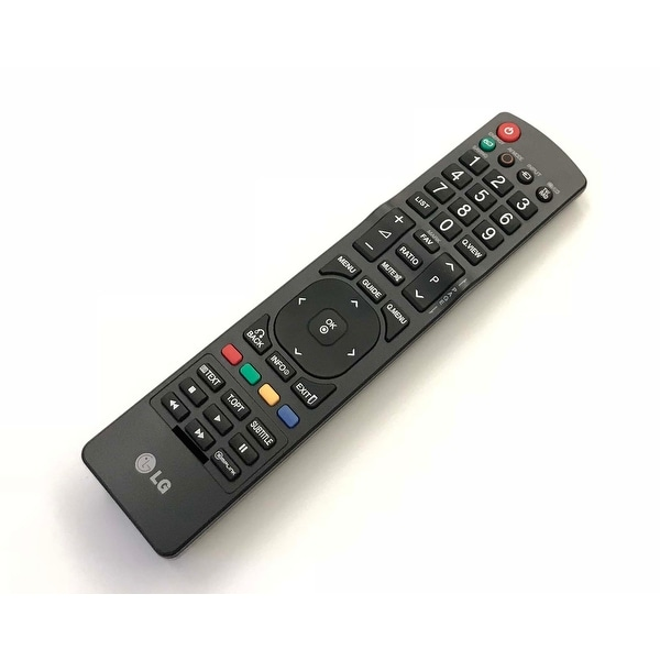 NEW OEM LG Remote Control Originally Shipped With 32LE5300, 37LD420, 37LD450