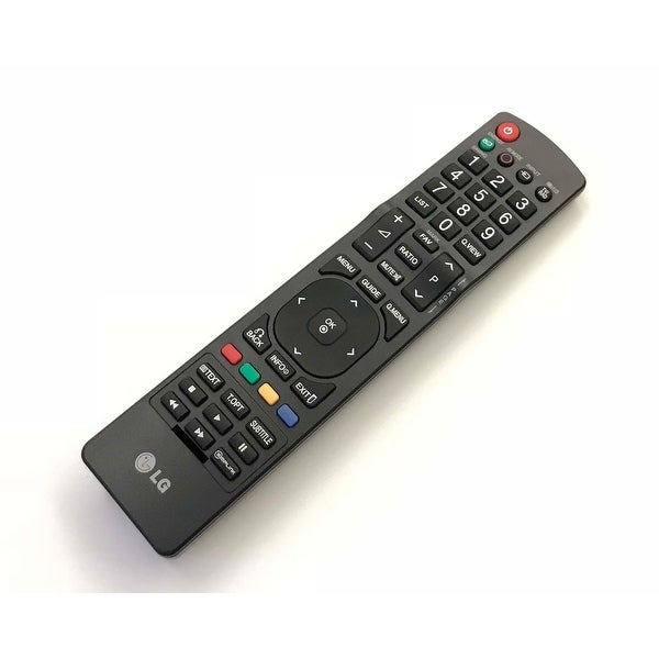 NEW OEM LG Remote Control Originally Shipped With 55LE530C, 55LE7500, HTX725