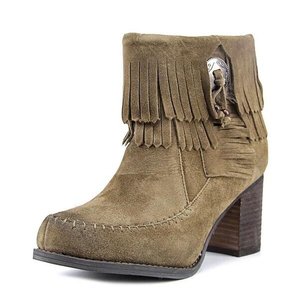 Sbicca Frankie Women Khaki Boots